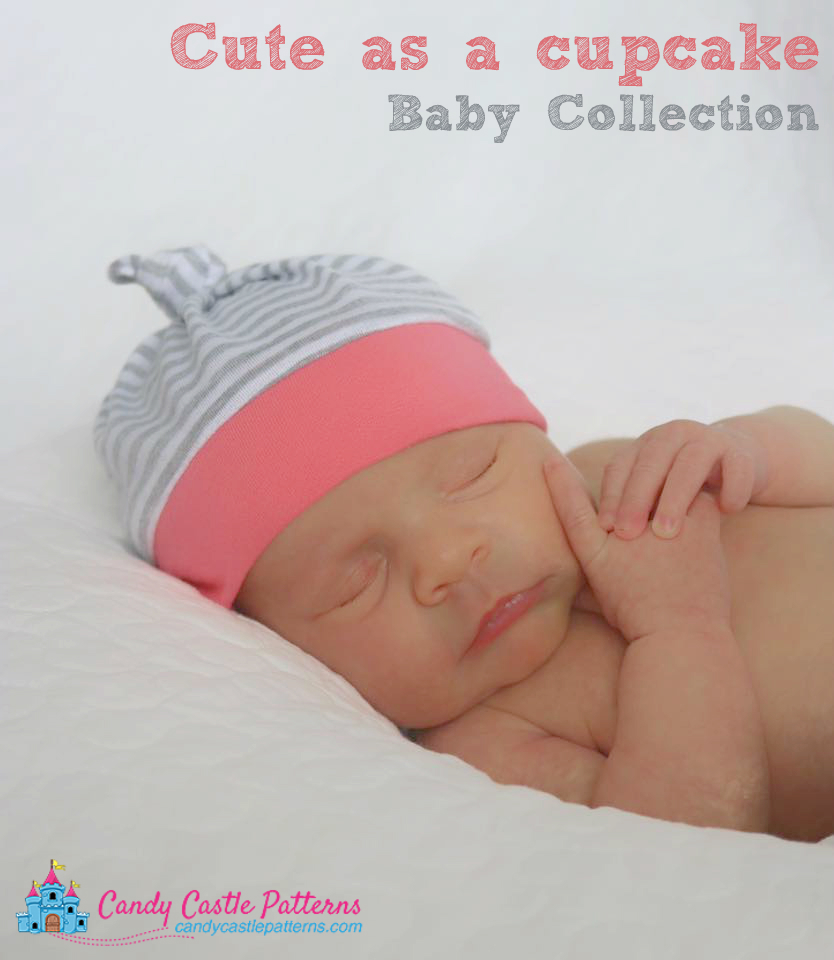 cute as a cupcake baby collection